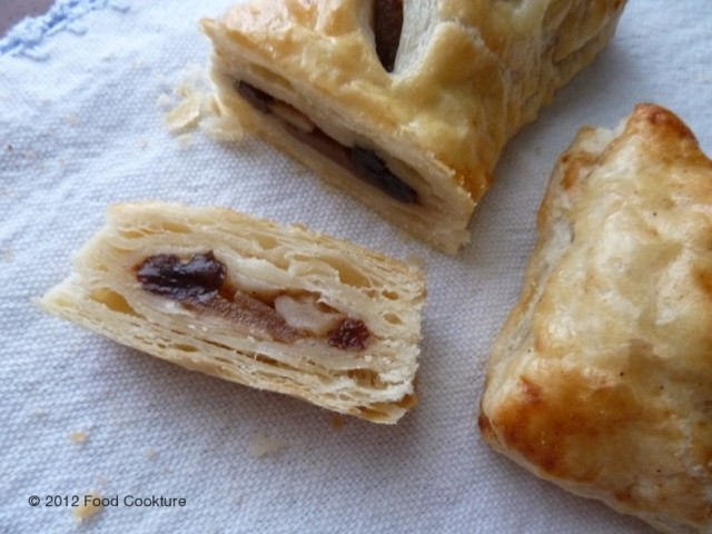how to make homemade puff pastry