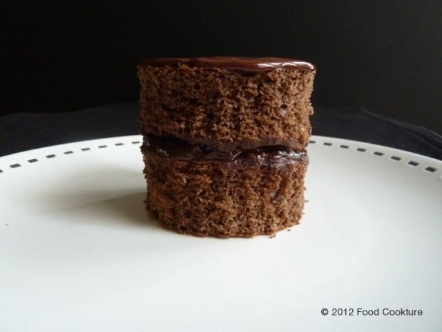 Chocolate cake low fat food cookture for Non fat cake recipes