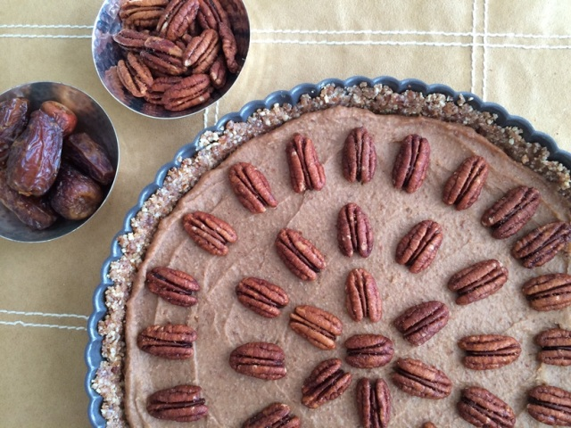 food-cookture_healthy pecan pie_main-pic