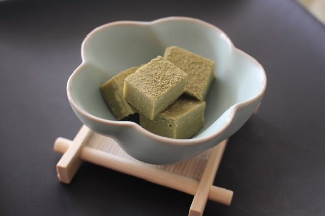 Green Tea Matcha Chocolate